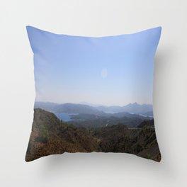 The Datca Peninsula Throw Pillow