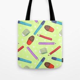 School Time Tote Bag
