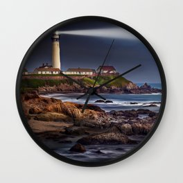 Between Day and Night Wall Clock