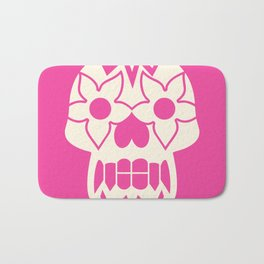 FEEDING GROUND Sugar Skull Bath Mat