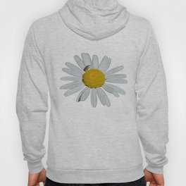 daisy with insect Hoody