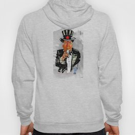 Uncle Mao Collage Hoody