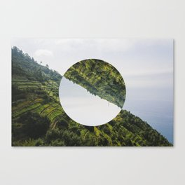 Changing perspective Canvas Print