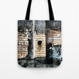 Hole In The Wall, Leaking Tote Bag