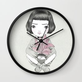 Mathilda Wall Clock