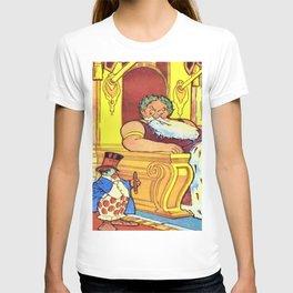 King Morpheus and Flip T-shirt