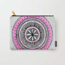 Mandala Creation #5 Carry-All Pouch