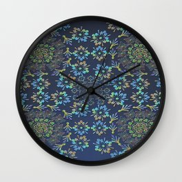 Licorice Tendencies Wall Clock