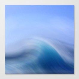 Surreal Waves 3 Canvas Print