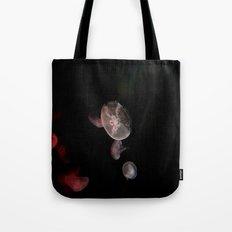 See-through jellyfish Tote Bag
