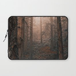 Surroundings    Ethereal Forest Laptop Sleeve