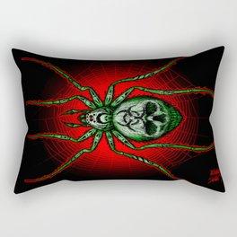Arachnazrael Rectangular Pillow