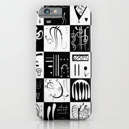 Wassily Kandinsky Thirty iPhone Case