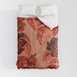 On Fire Kona Tribal Design Comforters