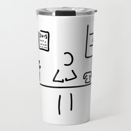 administration office Travel Mug