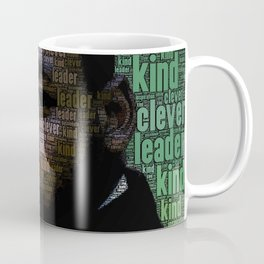 African American Martin Luther King Memorial Portrait Coffee Mug
