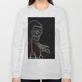 neon jnr dr Long Sleeve T-shirt