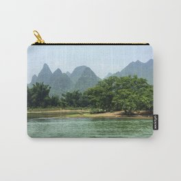 The Sheep & The Mountains Carry-All Pouch