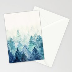 Fade Away Stationery Cards