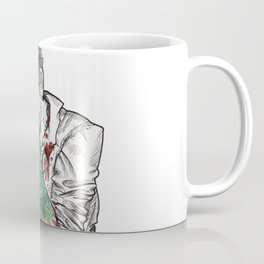 Newton Geiszler - Color Coffee Mug
