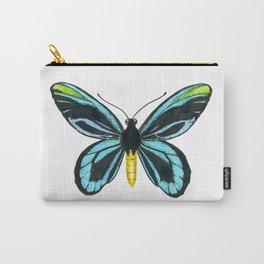 Queen Alexandra' s birdwing butterfly Carry-All Pouch