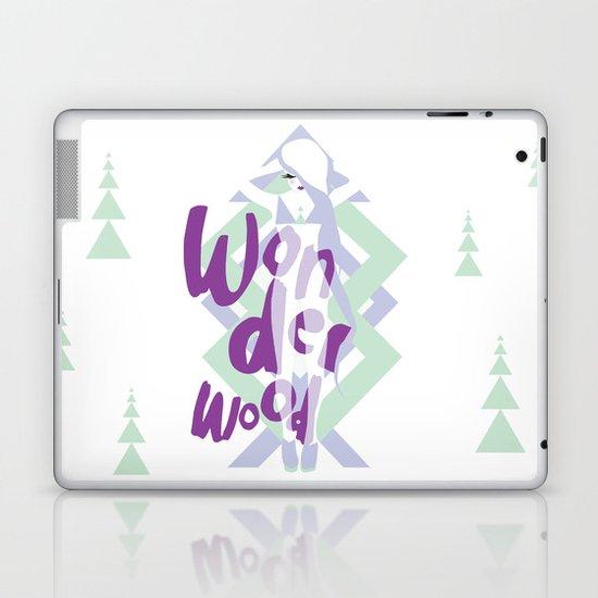 Wonder Wood  Laptop & iPad Skin
