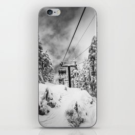 Hanging in the Canopy iPhone Skin