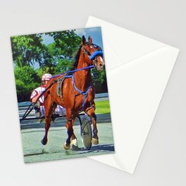 The Backstretch Stationery Cards