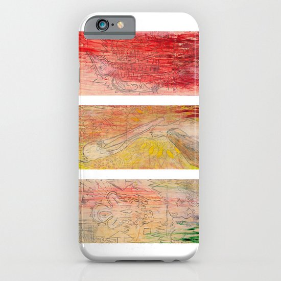 The Unborn, The Living, The Dead iPhone & iPod Case