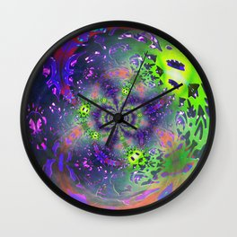 Starcrusher: Incipience Wall Clock