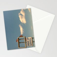 Drive Up Stationery Cards