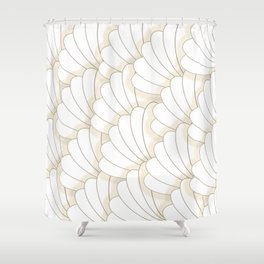 POMELLA  FRUIT Shower Curtain