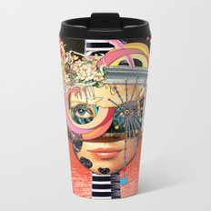 All About Perspective Metal Travel Mug
