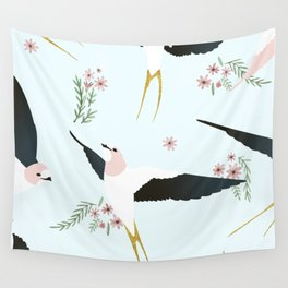 Birds #society6 #decor #buyart Wall Tapestry