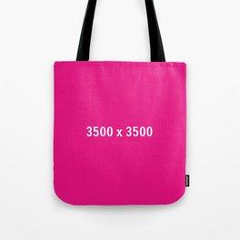 3000x2400 Placeholder Image Artwork (Pink) Tote Bag
