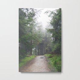 B E A C O N // Metal Print