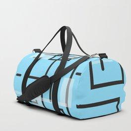Cap Lines Duffle Bag