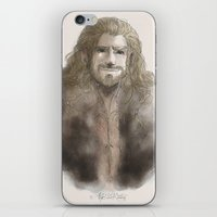 fili iPhone & iPod Skins featuring Fili  by ScottyTheCat