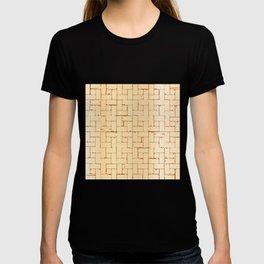 Wooden Parquet Flooring T-shirt