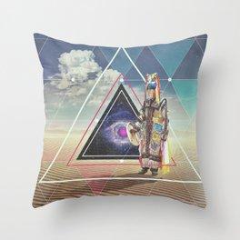 The Guardian  Throw Pillow