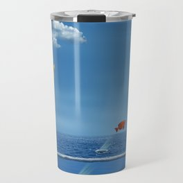 Take your freedom Travel Mug