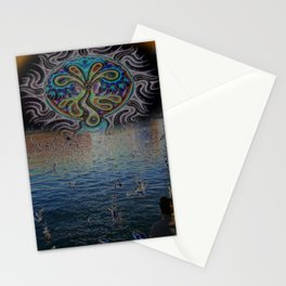 Perceptive view Stationery Cards