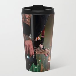 Bassic Black Travel Mug