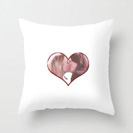Callie and Arizona Throw Pillow