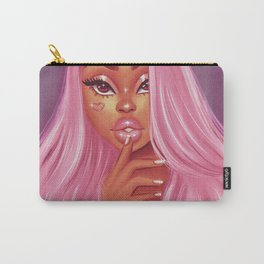 BabyPink Carry-All Pouch