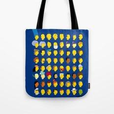 Springfield Follicles Tote Bag