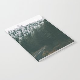 Winter Drive IV Notebook