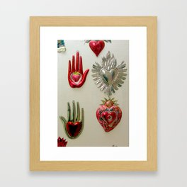 Don't Stop...In The Name Of Love Framed Art Print