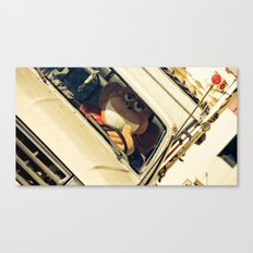 don't take life so seriously. Canvas Print