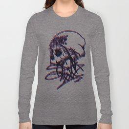 Holo Skull Long Sleeve T-shirt
